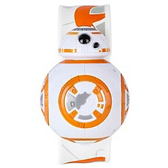 Star Wars - Multi-coloured Sili flip watch