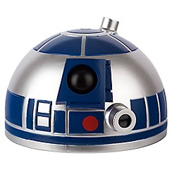 Star Wars - Multi-coloured dome projection clock