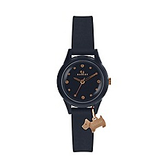 Radley - Ladies blue 'Watch It!' watch RY2596