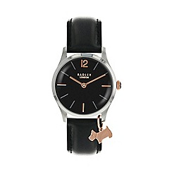 Radley - Ladies black 'Millbank' watch RY2513