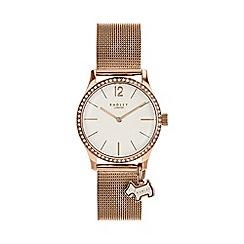 Radley - Ladies rose gold 'Millbank' watch RY4286