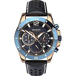 Sekonda - Men's multi-coloured chronograph watch 1489.28