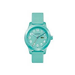 Lacoste - Kids blue strap watch