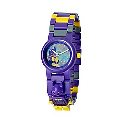 LEGO - Kid's multi-coloured 'Lego Batman Movie' Batgirl minifigure link watch
