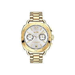 Coach - Ladies gold 'Tatum' watch