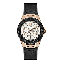Guess - Ladies black watch W0775L9