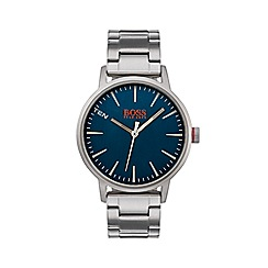 Boss Orange - Men's silver 'Copenhagen' watch 1550058