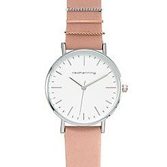 Red Herring - Ladies' pink analogue watch
