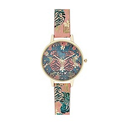 Red Herring - Ladies' multi-coloured analogue watch