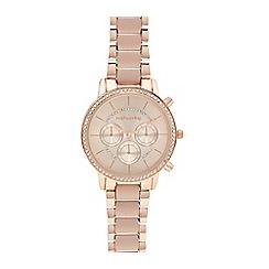 Red Herring - Ladies' rose gold analogue watch