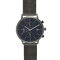 J by Jasper Conran - Ladies' grey chronograph watch