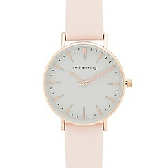 Red Herring - Ladies' rose analogue watch