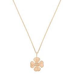 Pilgrim - Rose gold 'Isabel' necklace