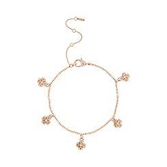 Pilgrim - Rose gold 'Lauren' bracelet