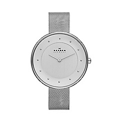 Skagen - Ladies 'Klassik' two-hand stainless steel watch skw2140
