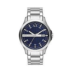Armani Exchange - Men's stainless steel bracelet watch ax2132