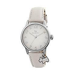 Radley - Ladies cream 'Blair' leather strap watch RY2247