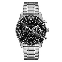 silver - Guess - Watches - Men | Debenhams