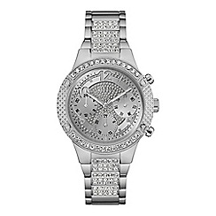 Guess - Ladies silver bracelet watch