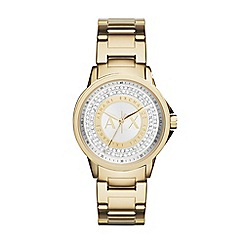 Armani Exchange - Women's gold bracelet watch