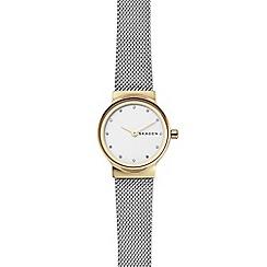 Skagen - Ladies silver bracelet watch