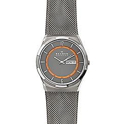 Skagen - Men's grey bracelet watch