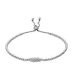 Fossil - Silver bracelet