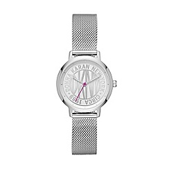 DKNY - Ladies stainless steel 'The Modernist' bracelet watch