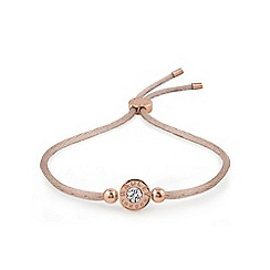 Radley - Rose gold plated 'Fountain Road' bracelet