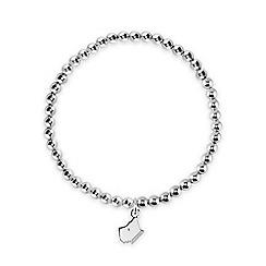 Radley - Sterling silver 'Esher Street' beaded bracelet