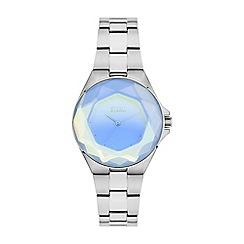STORM London - Ladies silver 'Crystana' bracelet watch
