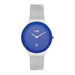 STORM London - Ladies silver 'Sotec' bracelet watch