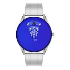 STORM London - Men's silver 'Elevator' bracelet watch