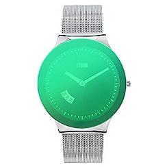 STORM London - Men's silver 'Sotec' bracelet watch