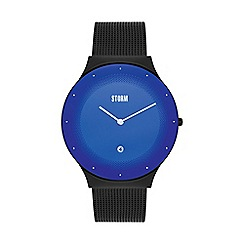 STORM London - Unisex black 'Terelo' bracelet watch