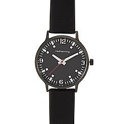Red Herring - Womens' black watch