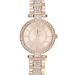 J by Jasper Conran - Womens' Rose Gold Interchangeable Watch