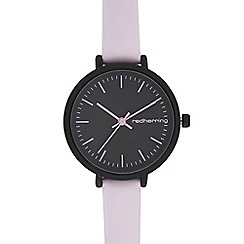 Red Herring - Womens' Lilac Analogue Watch