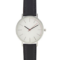 Red Herring - Womens' black analogue watch