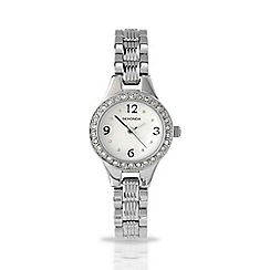 Sekonda - Ladies silver analogue bracelet watch 4297.28
