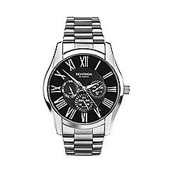 Sekonda - Men's silver bracelet watch 1231.28