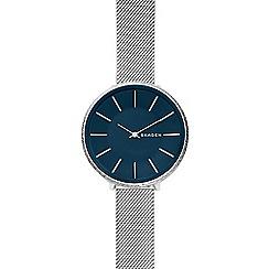 Skagen - Ladies Silver 'Karoline' Analogue Bracelet Watch SKW2725