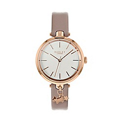 Radley - Ladies Pink 'St Dunstan's' Analogue Leather Strap Watch RY2728