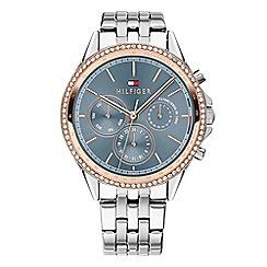 Tommy Hilfiger - Ladies silver bracelet watch 1781976