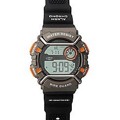 Limit - Men's black digital silicone strap watch 5897.71