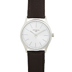 Infinite - Men's brown watch