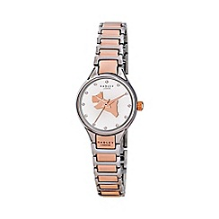 Radley - Ladies watch with stainless steel case and two-tone bracelet ry4214