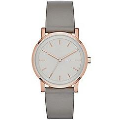 DKNY - Ladies 'soho' analogue watch ny2341