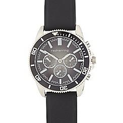 Red Herring - Men's black multi dial watch