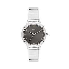 STORM London - Ladies silver 'Arya' watch 47291/s